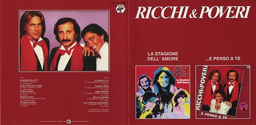 Ricchi & Povery - La Stagione dell'Amore \ ...E Penso a Te (1980, 1981)