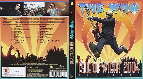 Who, The - Live At The Isle Of Wight 2004 Festival (2017)