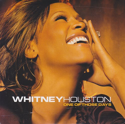 Whitney Houston - One Of Those Days (2002, CD-Single)