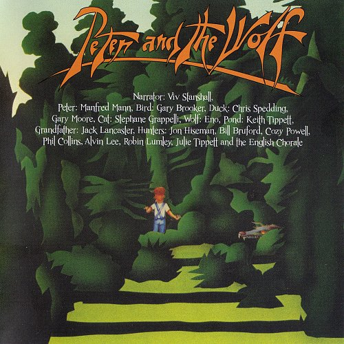 Jack Lancaster & Robin Lumley - Peter And The Wolf (1975)