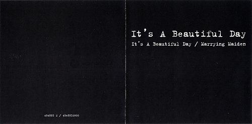 It's A Beautiful Day - It's A Beautiful Day 1969 / Marrying Maiden 1970 - 2CD (1999)
