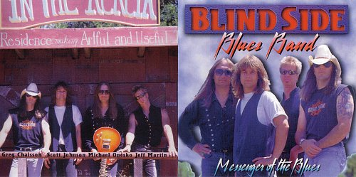 Blindside Blues Band - Messenger of the Blues 1995