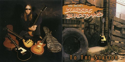 Blindside Blues Band - To The Station 1996