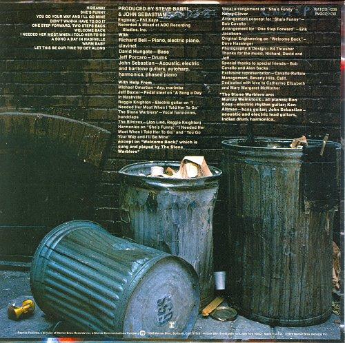 John Sebastian (ex-Lovin' Spoonful) - Welcome Back (1976)