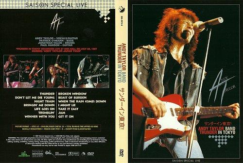 Andy Taylor Band - Thunder in Tokyo (1987)
