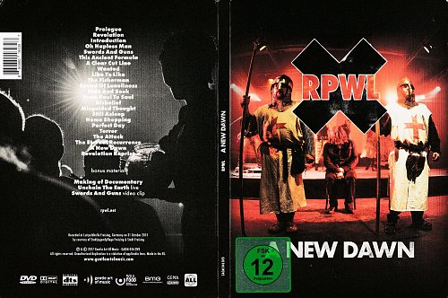 RPWL - New Dawn (2017)