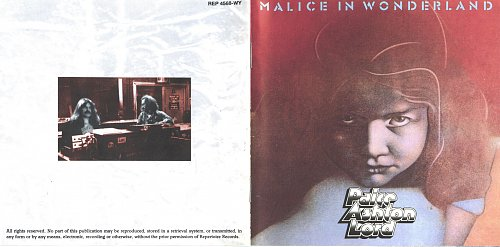 Jon Lord - Malice in Wonderland(Paice,Achton,Lord)(1976)