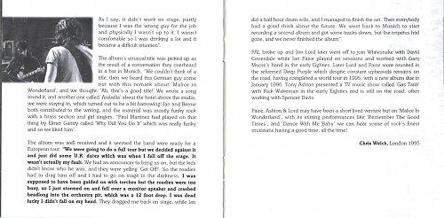 Jon Lord - Malice in Wonderland(Paice,Achton,Lord)(1976)