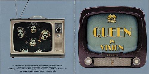Queen - Queen In Vision (2000)