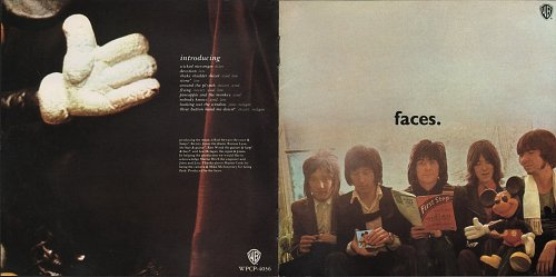 Faces - The First Step (1970)