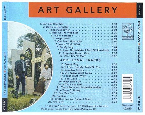 Jon Lord - Art Gallery(1995)
