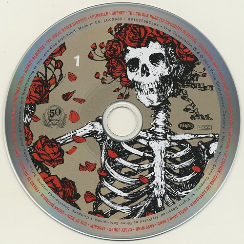 Grateful Dead, The - The Best Of The Grateful Dead (2015)