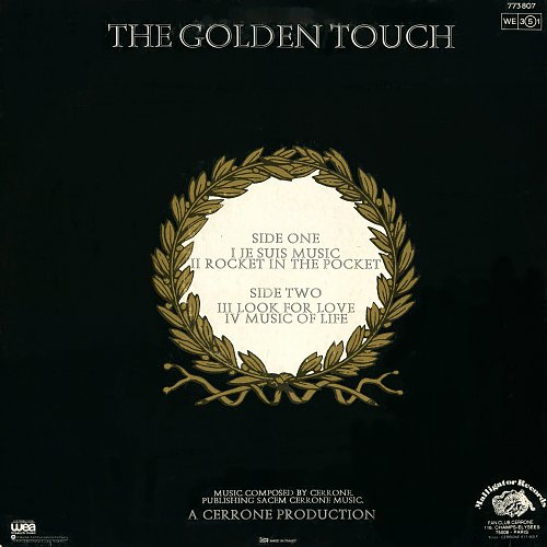 Cerrone IV - The Golden Touch (1978)