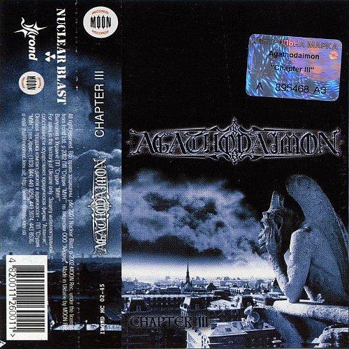 Agathodaimon - Chapter III (2001 Kohlekeller Studio, Nuclear Blast, Germany)