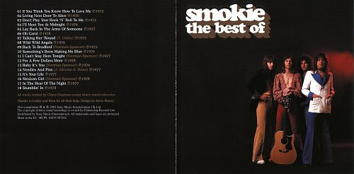 Smokie - The Best Of (2003)