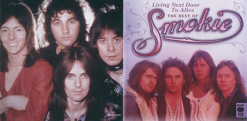 Smokie - Living Next Door To Alice. The Best Of Smokie (2007)