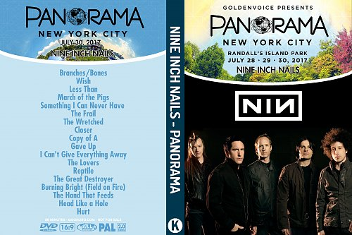 Nine Inch Nails - Panorama (2017)