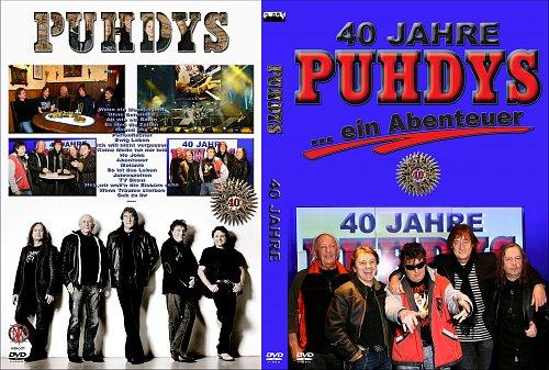 Puhdys - 40 Jare (2009)