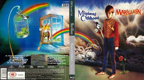 Marillion - Misplaced Childhood - 1985/2017 - Blu-Ray Audio