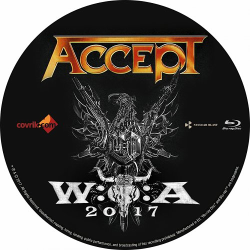 Accept - Wacken (2017)
