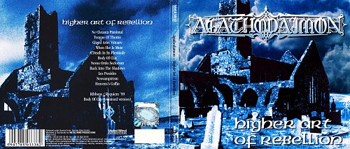 Agathodaimon - Higher Art Of Rebellion (1999 Nuclear Blast; 2008 Metal Mind Prod., GM Rec., Poland)