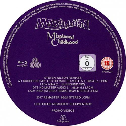 Marillion - Misplaced Childhood (1985)