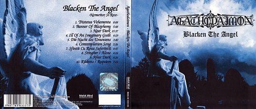 Agathodaimon - Blacken The Angel (1998)