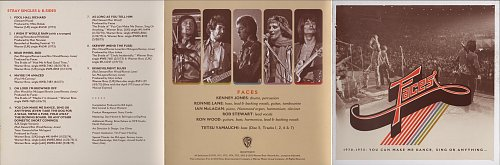 Faces - 1970-1975: You Can Make Me Dance, Sing Or Anything (2015)