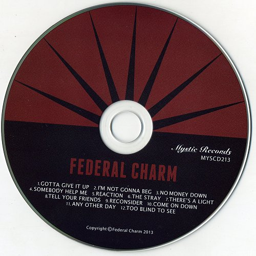 Federal Charm - Federal Charm (2013)