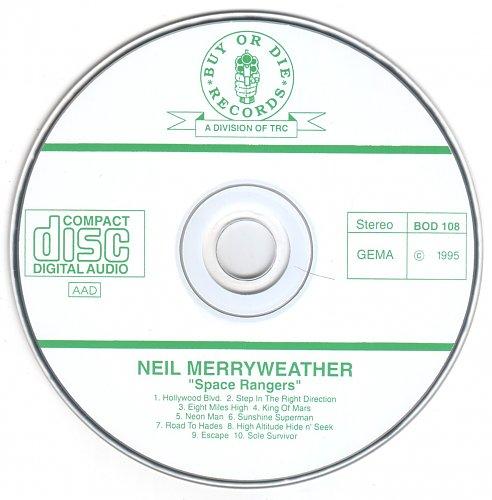Neil Merryweather - Space Rangers (1974)