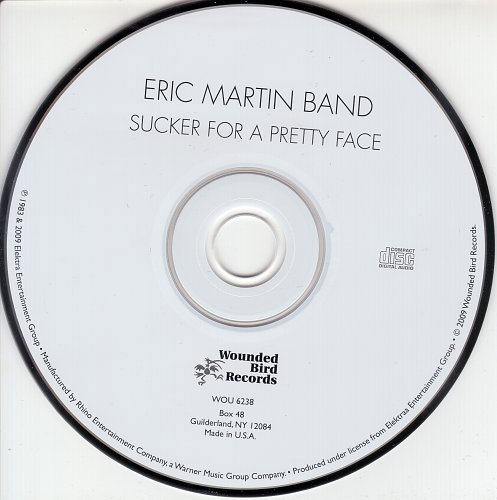 Eric Martin Band - Sucker For A Pretty Face (1983)