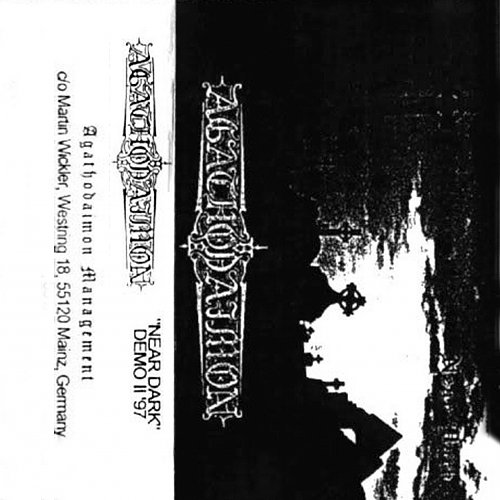 Agathodaimon - Near Dark (And Death Will Turn Pale From Envy) (1997 Steinberger Studios, Germany)