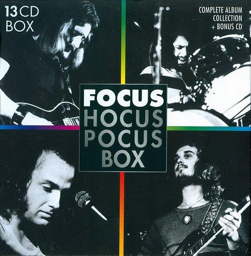 Focus - Hocus Pocus Box (2017)