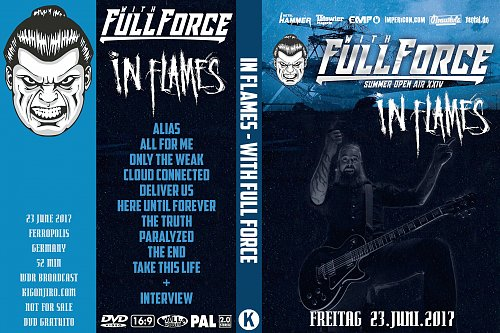 In Flames - With Full Force (2017)