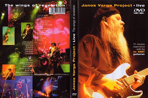 Janos Varga Project - Live the Wings of Revelation (2003)