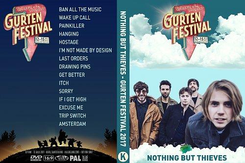 Nothing But Thieves - Gurten Fest (2017)
