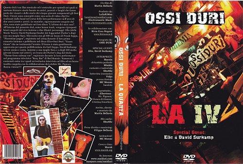 Ossi Duri - La Quarta (2012)