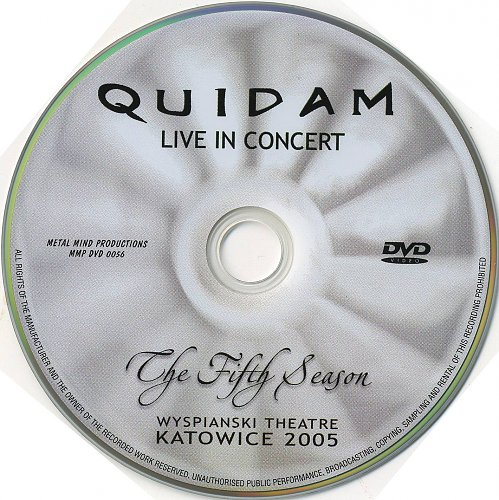 Quidam - The Fifth Season (2006)