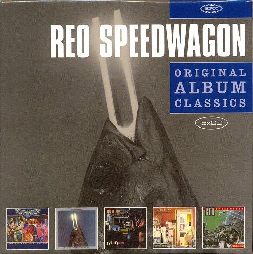 REO Speedwagon - Original Album Classics (2011)