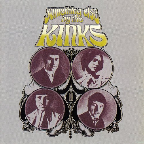 Kinks, The - Something Else By The Kinks (1967)