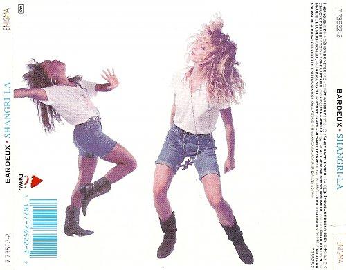 Bardeux - Shangri - La (1989)