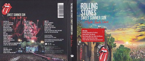 Rolling Stones, The - Sweet Summer Sun. Hyde Park Live (2013)