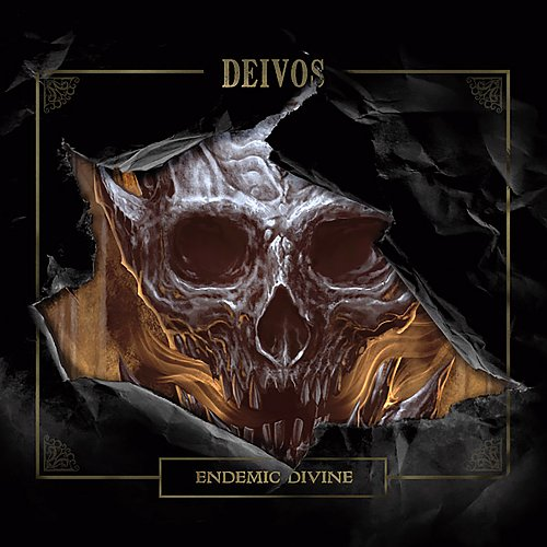 Deivos - Endemic Divine (2017 SelfMadeGod Records, Poland)
