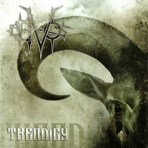 Deivos - Theodicy (2015 SelfMadeGod Records, Poland)