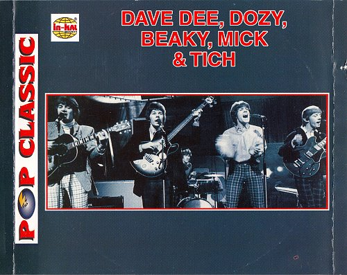 Dave Dee, Dozy, Beaky, Mick & Tich - The Best Of... (2005)
