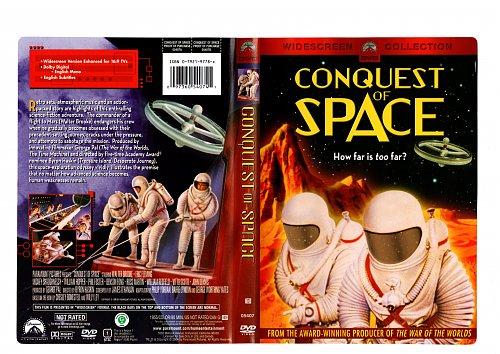 Завоевание космоса/Conquest of Spaces (1955)