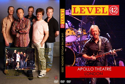 Level 42 - Live at the Apollo, London (2003)