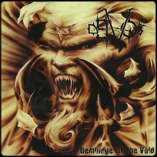 Deivos - Demiurge Of The Void (2011 Hertz Studio, Poland; Unique Leader Records, USA)