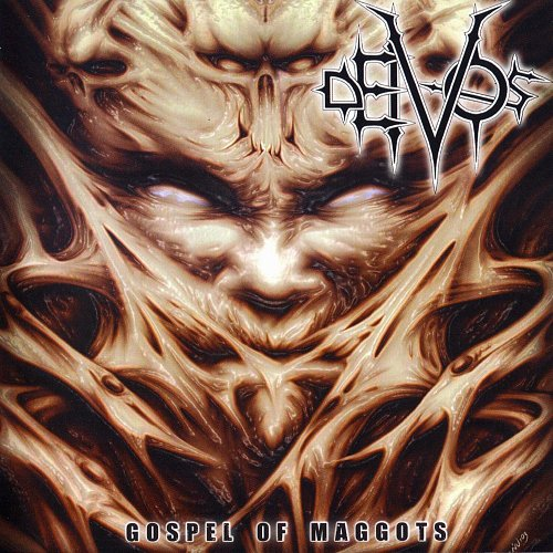 Deivos - Gospel Of Maggots (2008 Hertz Studio, Poland; 2010 Unique Leader Records, USA)