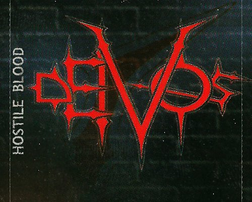 Deivos - Hostile Blood (2003 Marton Studio, Poland; Butchery Music Company, Bulgaria)